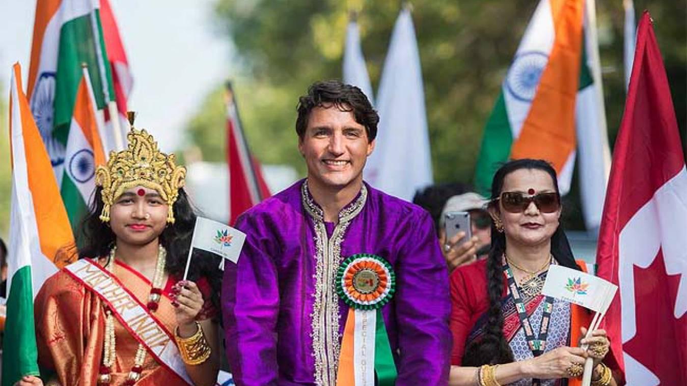 'कनाडा की राजनीति का इंडिया कनेक्ट'