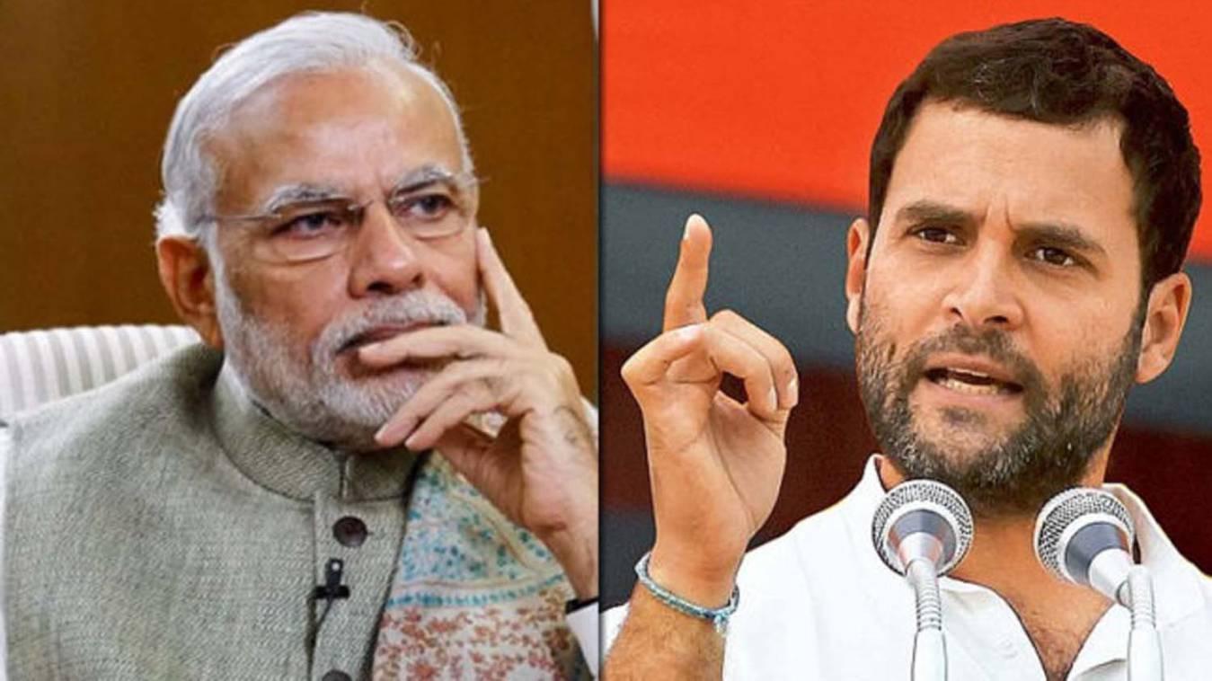 राहुल गांधी का मोदी सरकार पर हमला, कहा- 'मेक इन इंडिया' अब 'बाय फ्रॉम चाइना' हो गया है