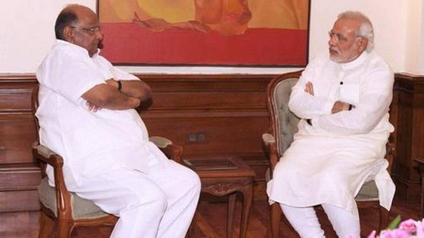 पवार बनेंगे अगले राष्ट्रपति, बीजेपी ने एनसीपी को किया ऑफर!