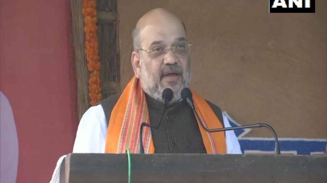 नीतीश कुमार के नेतृत्व में लडूंगा बिहार में अगला चुनाव: अमित शाह