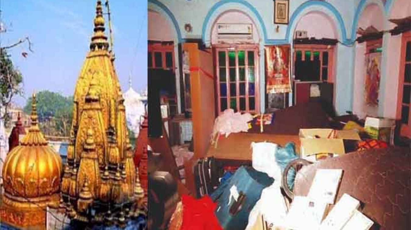 वाराणसी: विश्वनाथ मंदिर के महंत आवास मेंचोरी, रेडजोन में सुरक्षा व्यवस्था पर उठे सवाल