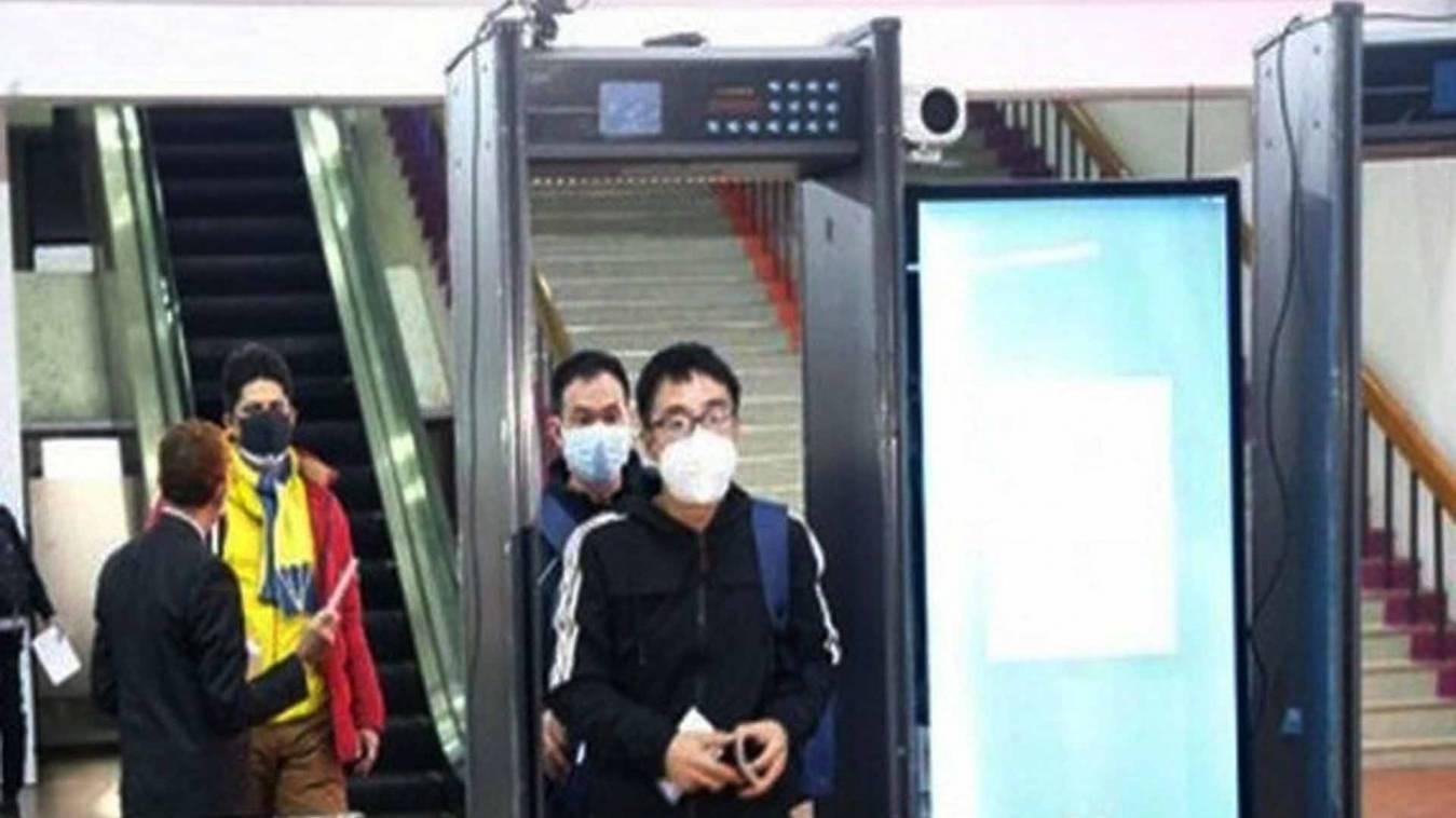 वाराणसी: कोरोना वायरस कीजांच के लिएबाबतपुर एयरपोर्ट पर लगेगा देश का दूसरा थर्मल स्कैनर