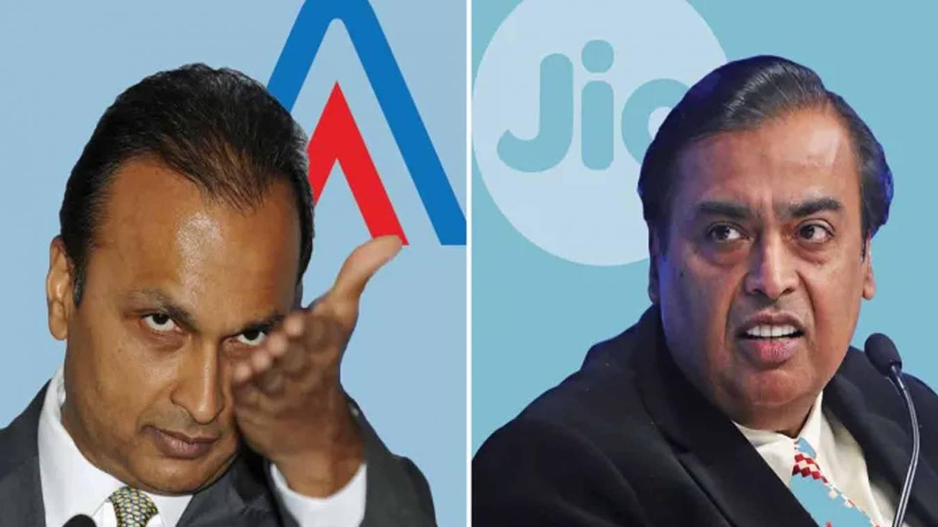 मुकेश के भाई अनिल अंबानी हुए 'दिवालिया', 10 सालों में 8.5 लाख करोड़ रुपये की संपत्ति खत्म