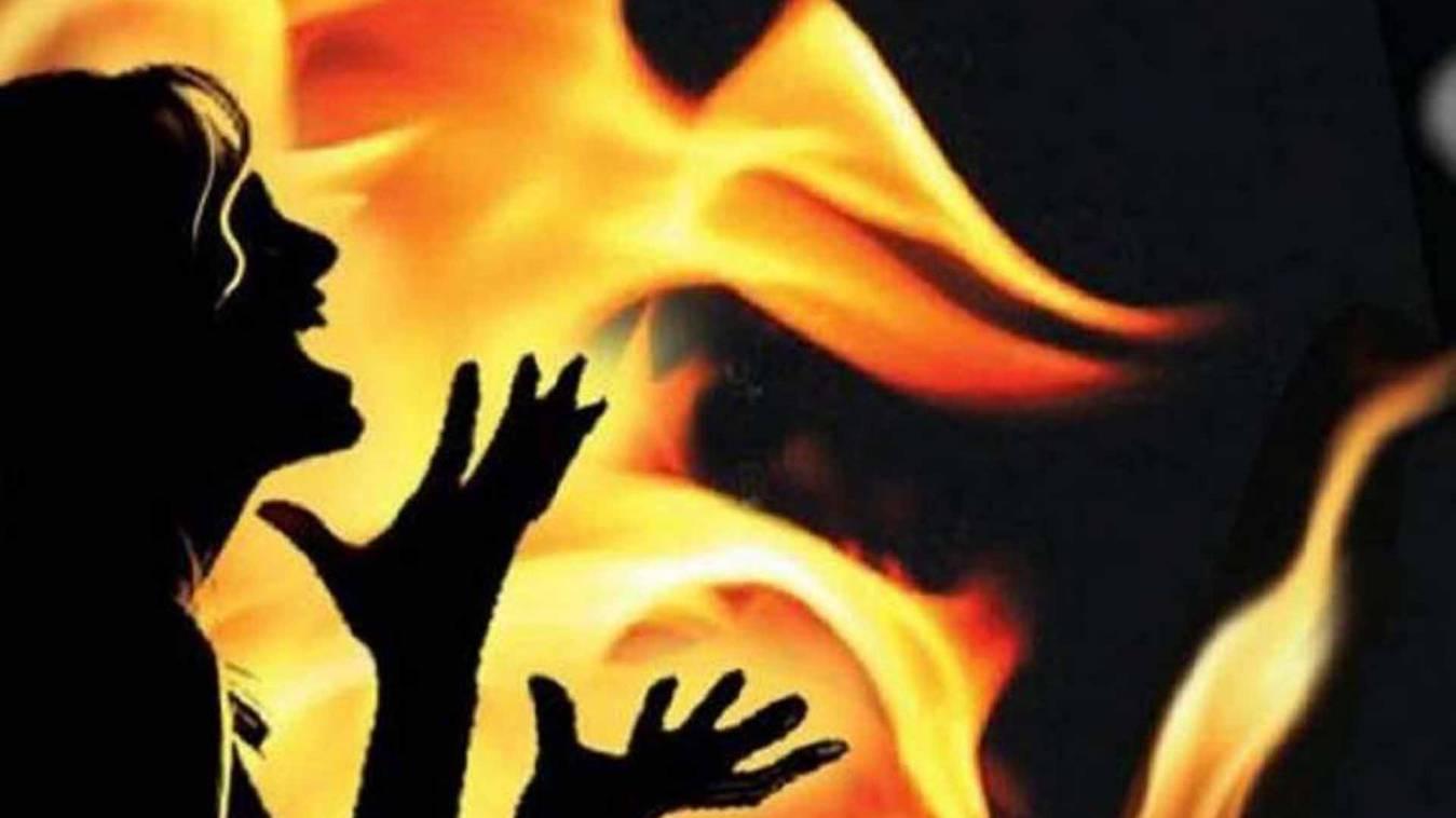 एकतरफा प्यार में सिरफिरे ने महिला टीचर को बीच सड़क जिंदा जलाया, हुई मौत