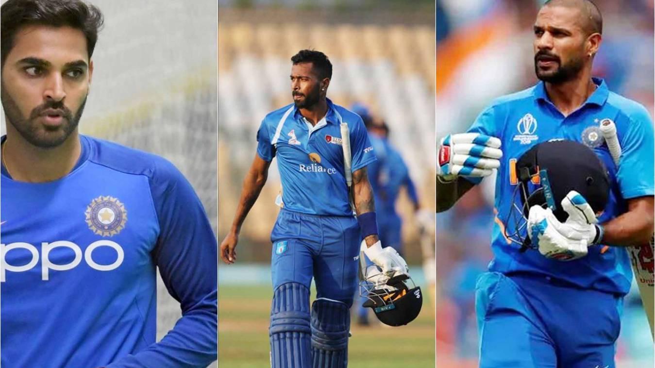 ODI : साउथ अफ्रीका के खिलाफ भारतीय टीम का ऐलान, हार्दिक-भुवनेश्वर की हुई वापसी