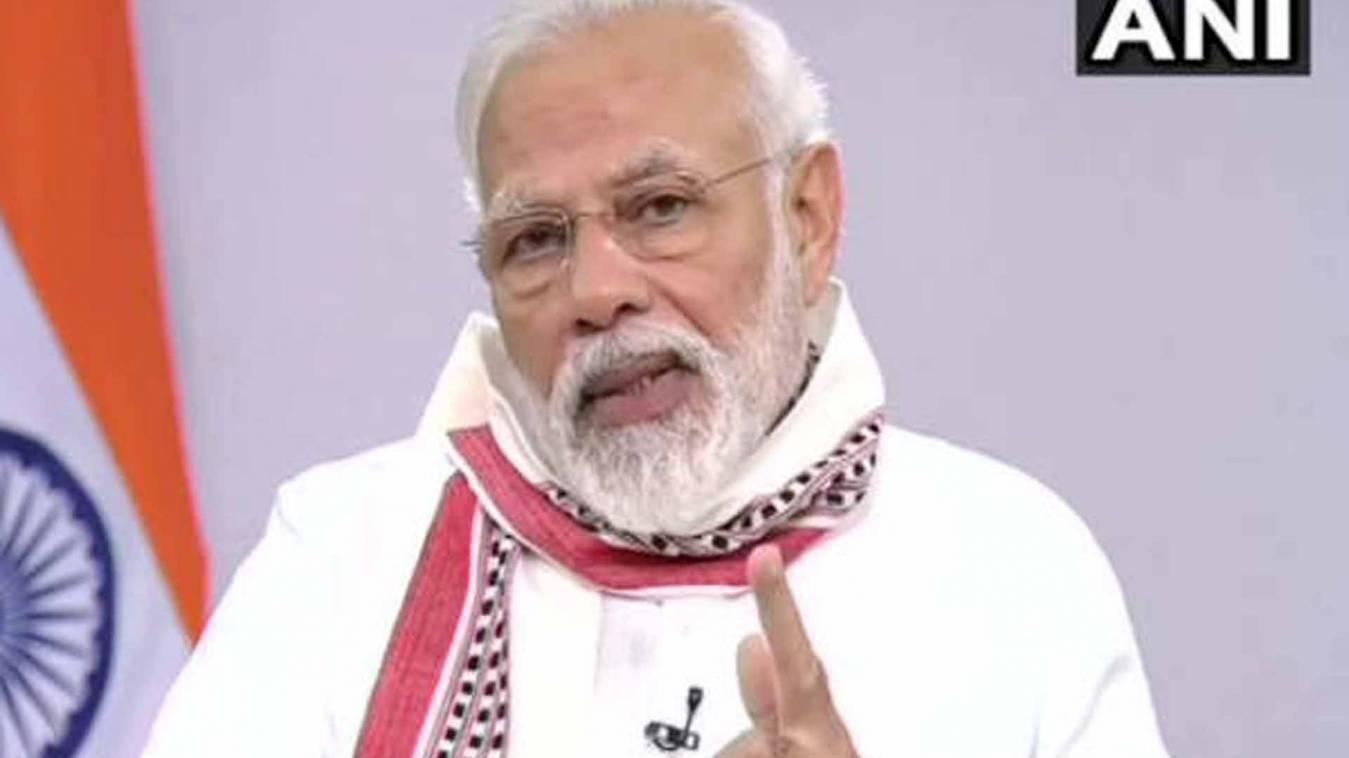 पीएम मोदी ने 3 मई तक लॉकडाउन बढ़ाकर देशवासियों से 7 बातों में मांगा साथ, जानिए क्या-क्या करने को कहा?