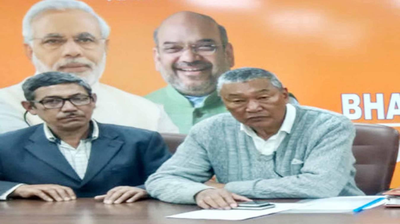 Breaking: लॉकडाउन में सरकार को नाकाम बताकर BJP पार्टी अध्यक्ष ने छोड़ी पार्टी