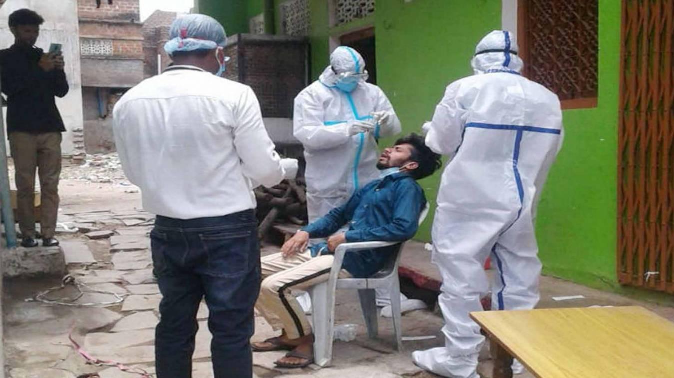 बनारस में मंगलवार को मिले 93 नए कोरोना संक्रमित मरीज, हुई तीन की मौत