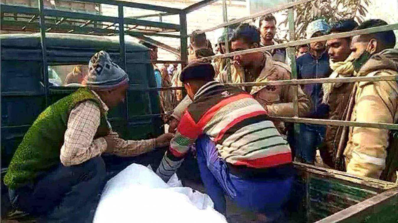 राजातालाब में ट्रेन की चपेट में आने से महिला की मौत