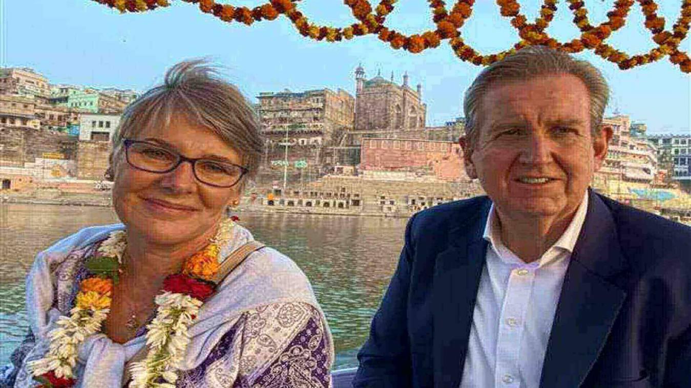 Australia  के उच्चायुक्त और Bhutan के राजदूत का आधिकारिक दौरा, सुबह-ए-बनारस का उठाया लुत्फ़